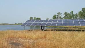 Solar Panels in Gumbadpada