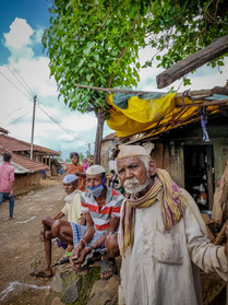 Tribal villagers - Our partners in process of change