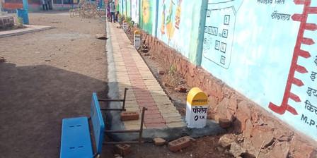 A Child Centric Project in Poshera Village