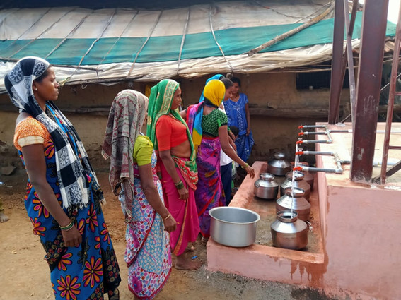 Access to Pure Drinking water in Villages
