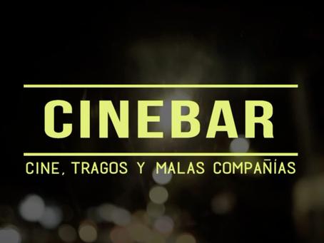 El espíritu de El Cinebar.