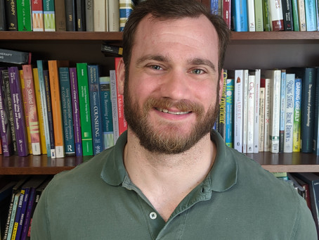Embracing a Counternarrative: Chris Constantino On Why Stuttering Is a Radical Act