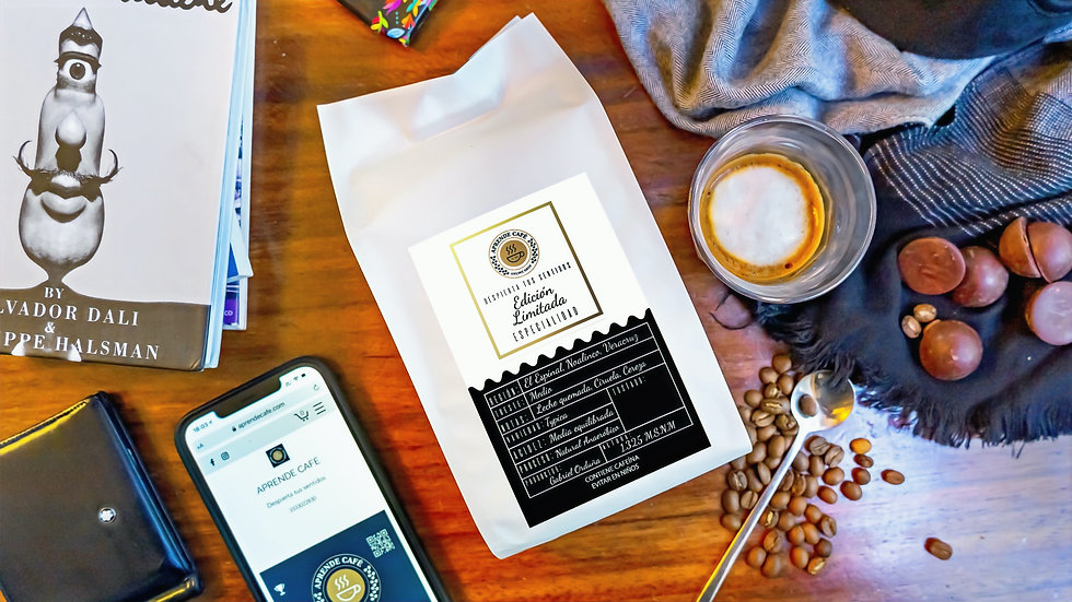 Edición Limitada - Café de Especialidad