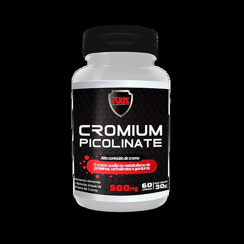 Cromium Picolinato (Cromo) 500mg 60cps