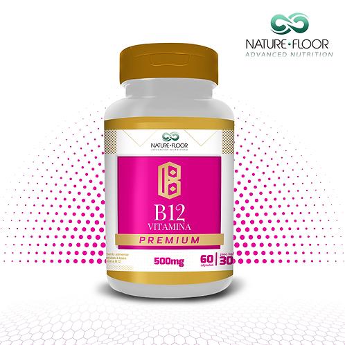 NTF Vitamina B12 500mg 60cp