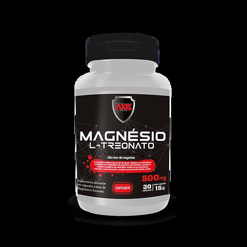 Magnésio L-Treonato - 500mg - 30caps - 100%IDR