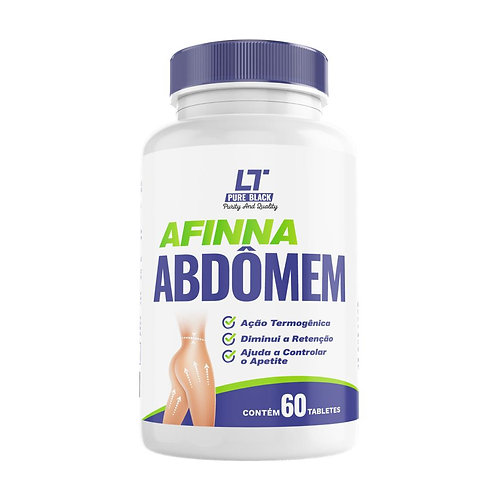 Afinna Abdômen - 60 tabletes