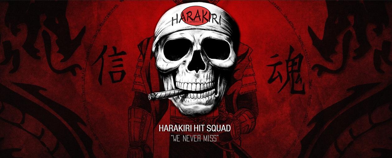Harakiri Crew - W Mezyčase
