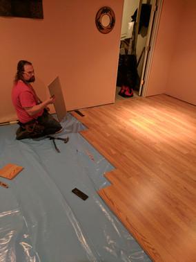 A New Floor!