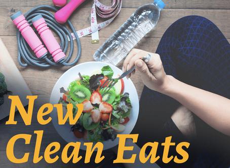 About Our Clean Eats Menu