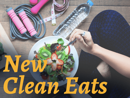 About Our Clean Eats Menu