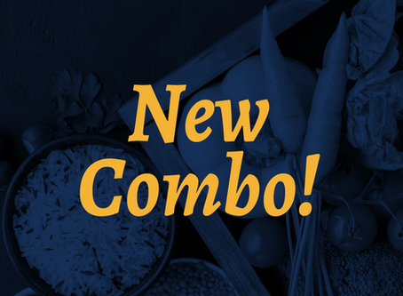 New Combo Meals