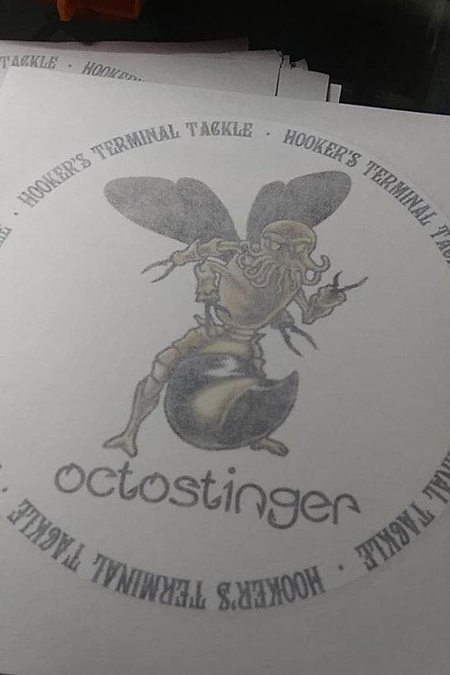 OctoStinger Decals