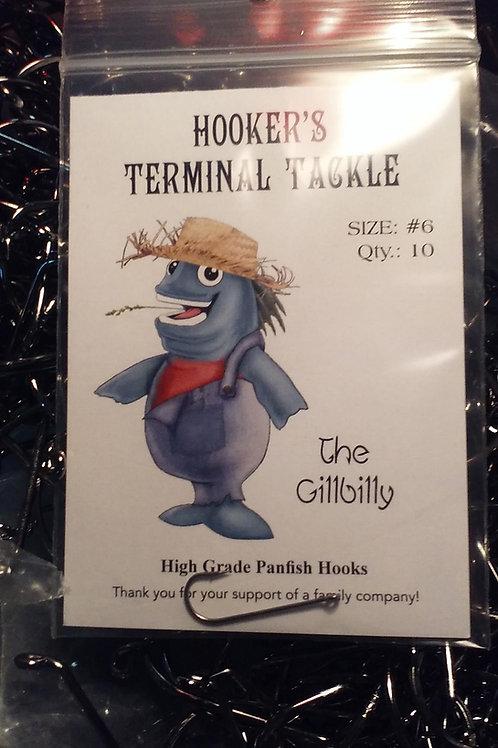 GillBilly Panfish Hooks