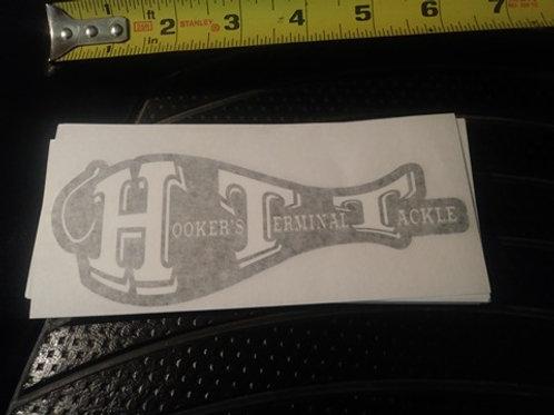 HTT Hook Logo Decals
