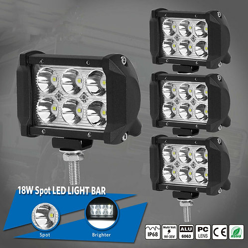"""4"""" Navigation / Docking LED Light Pods"""