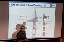 Dr M A Hannan Offshore Drilling lecture