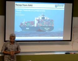 Dr M A Hannan Ship Design Lecture