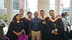Dr Hannan SIT Graduation