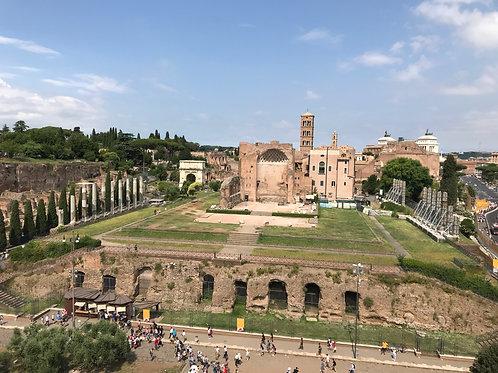 VIP-EXCURSION À ROME EN 8 HEURES