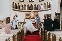 Wedding Photography at St Peters Church, Bury