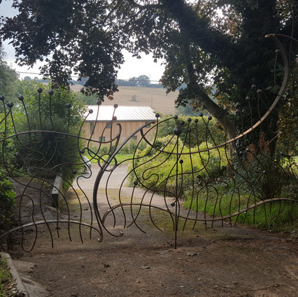 Whacky gates