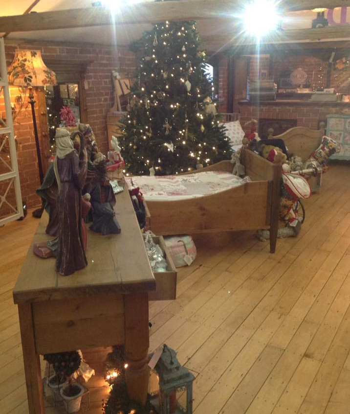 Christmas at The SHED
