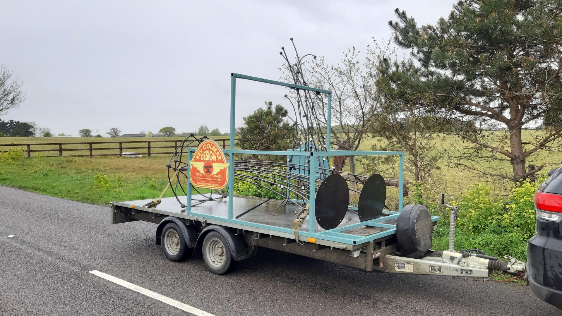 Mushroom delivery