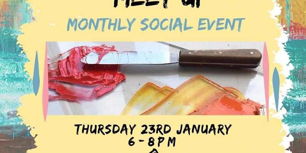 Ipswich Creatives Meet-up