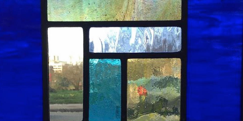 Weekend beginner class in Stained Glass : £190 : 2-day workshop  (1)
