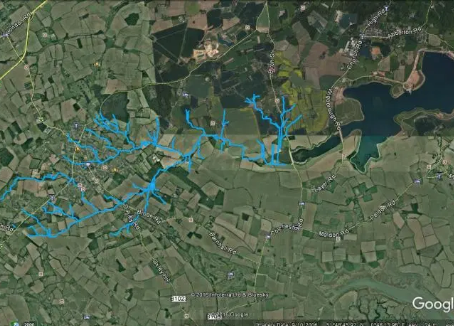PROJECT TOPSOIL – LAYER BROOK AND ABBERTON RESERVOIR