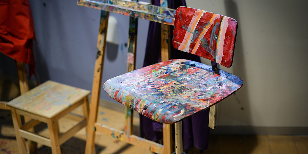 Weekend Painting Retreat: Unleash Your Creativity