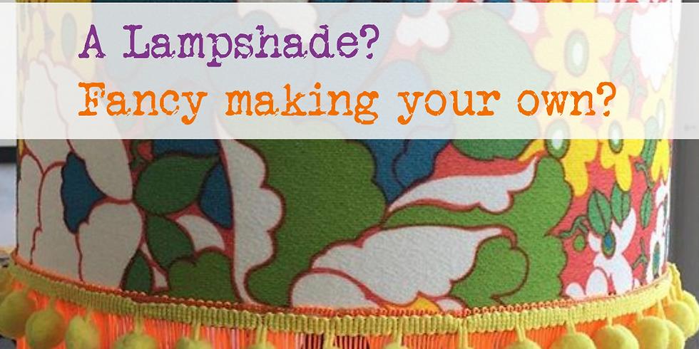 Drum Lampshade Making Workshop (Virtual)