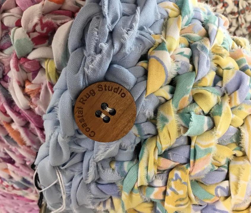Fabric crochet experience