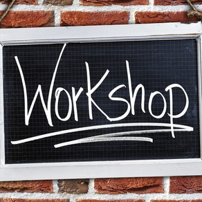 Our workshops are ready to book!