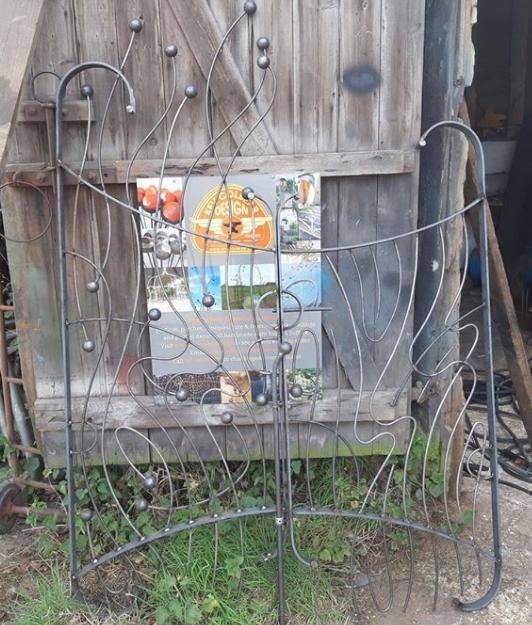whimsical gate