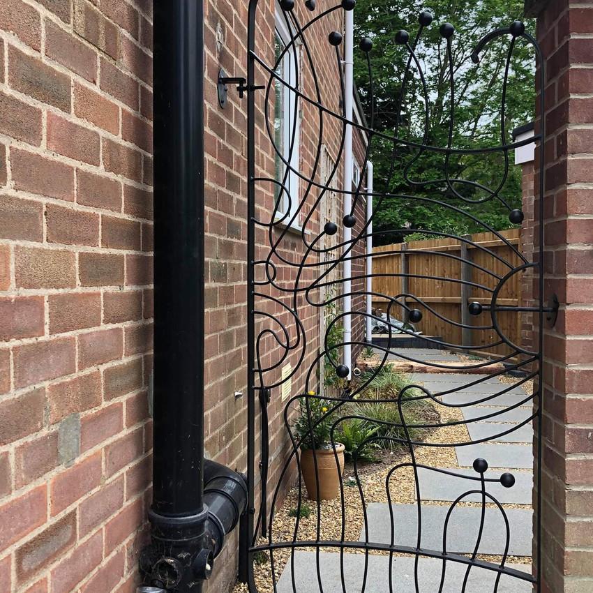 Gate commission, Thetford