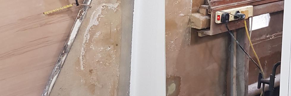 Door cut out