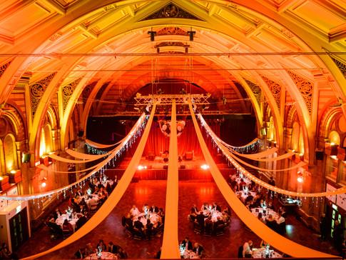 Swaggeringly beautiful Grand Hall