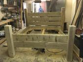 scaffold board bed