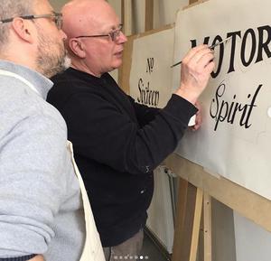 signwriting workshops