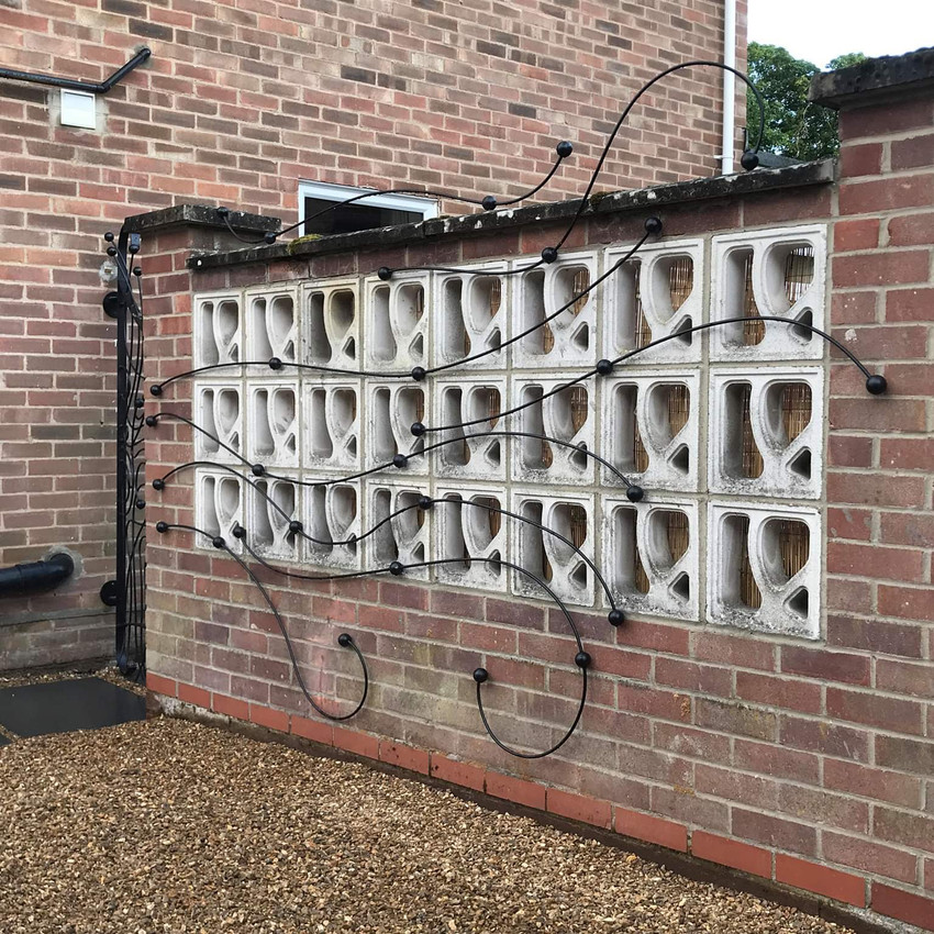 Wall art commission, Thetford