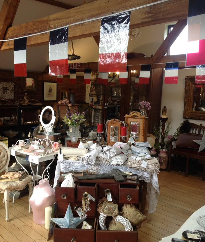 French antiques and vintage