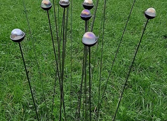 Glass Garden Orbs