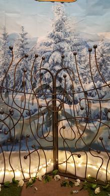 Gates at Blackthorpe Barn
