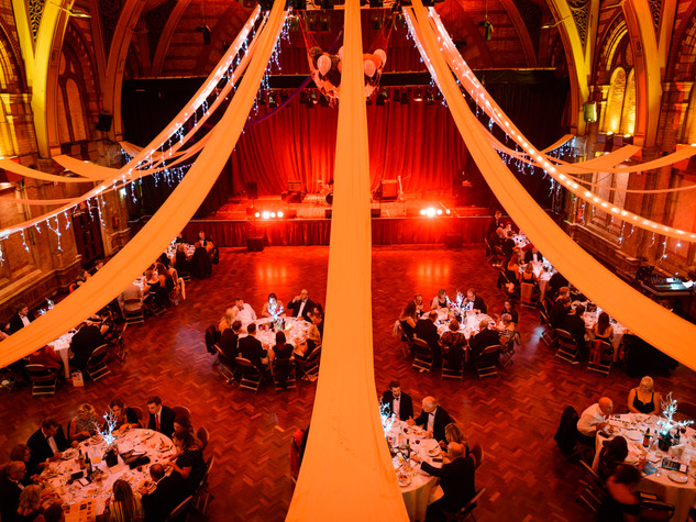 Didn't the Grand Hall look amazing?