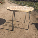 cable reel table