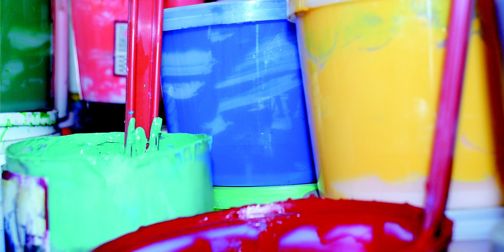 The Print Club - £25 2-hour family workshop with Pop-Print Studio (afternoon)