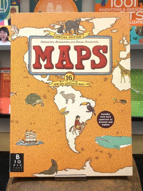 Kids' book of Maps