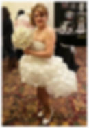 Capital Balloon Studios Balloon Wedding Dress